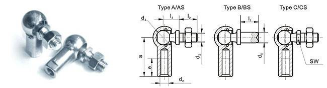 Ball Joints DIN71802 Thumb 1